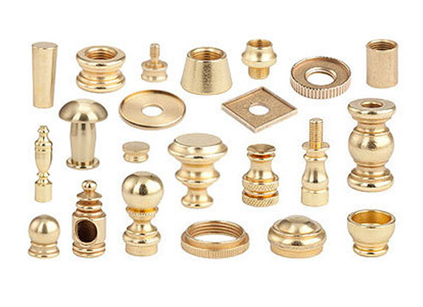 Brass Lamp Holder Parts
